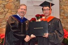 Fall Graduation Ceremony 2012 - 038