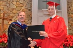 Fall Graduation Ceremony 2012 - 054
