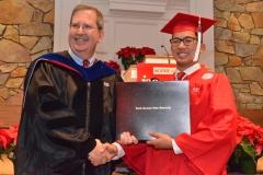 Fall Graduation Ceremony 2012 - 057
