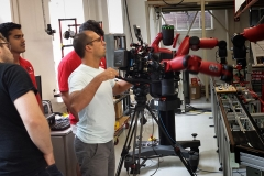 Rethink Robotics to make ISE Video - 08