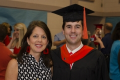 Spring Graduation Ceremony 2015 - 097
