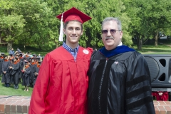 Spring Graduation Ceremony 2016 - 135