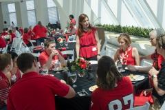 ISE Alumni Pregame in Charlotte | 10