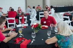 ISE Alumni Pregame in Charlotte | 15