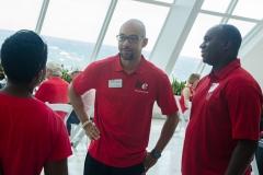 ISE Alumni Pregame in Charlotte | 16