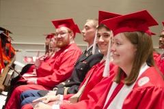 Fall 2017 Graduation Ceremony - 007