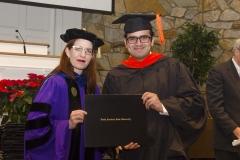 Fall 2017 Graduation Ceremony - 017
