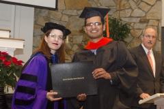 Fall 2017 Graduation Ceremony - 018