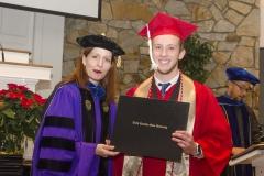 Fall 2017 Graduation Ceremony - 029