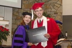 Fall 2017 Graduation Ceremony - 030