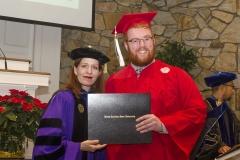 Fall 2017 Graduation Ceremony - 031