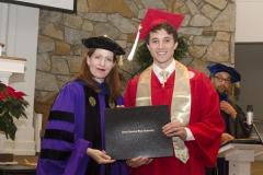 Fall 2017 Graduation Ceremony - 033