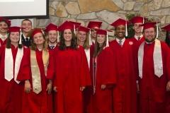 Fall 2017 Graduation Ceremony - 041