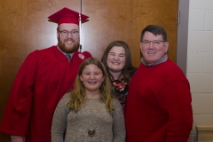 Fall 2017 Graduation Ceremony - 045