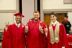 Fall 2017 Graduation Ceremony - 063