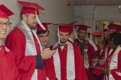 Fall 2018 Graduation Ceremony -011