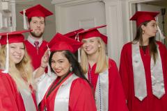 Fall 2018 Graduation Ceremony -012