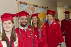 Fall 2018 Graduation Ceremony -014