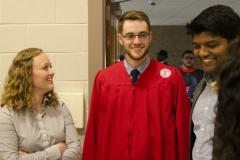 Fall 2018 Graduation Ceremony -090