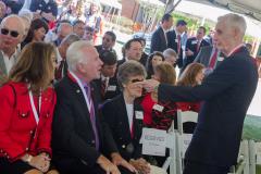 Fitts Woolard Hall Groundbreaking Ceremony 2018 - 005