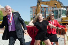 Fitts Woolard Hall Groundbreaking Ceremony 2018 - 039