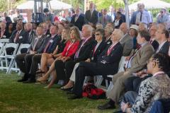 Fitts Woolard Hall Groundbreaking Ceremony 2018 - 015