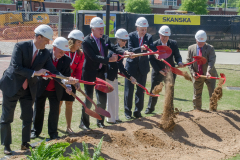 Fitts Woolard Hall Groundbreaking Ceremony 2018 - 020