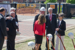 Fitts Woolard Hall Groundbreaking Ceremony 2018 - 021