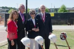 Fitts Woolard Hall Groundbreaking Ceremony 2018 - 023
