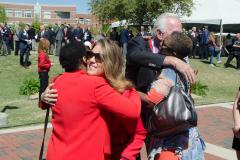 Fitts Woolard Hall Groundbreaking Ceremony 2018 - 026