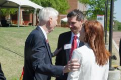 Fitts Woolard Hall Groundbreaking Ceremony 2018 - 034