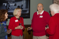 ISE-MAE Alumni Mixer at Natty Greens Brewery - 03