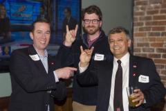 ISE-MAE Alumni Mixer at Natty Greens Brewery - 1