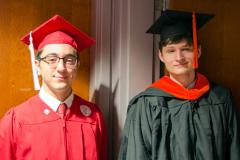 Spring 2019 ISE Graduation Ceremony - 001