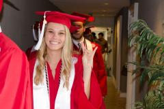 Spring 2019 ISE Graduation Ceremony - 016