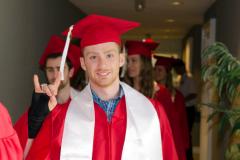Spring 2019 ISE Graduation Ceremony - 020