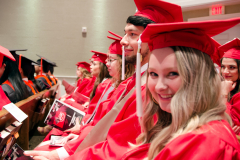 Spring 2019 ISE Graduation Ceremony - 026