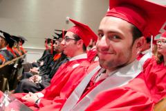 Spring 2019 ISE Graduation Ceremony - 027