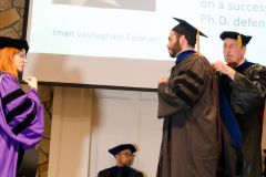 Spring 2019 ISE Graduation Ceremony - 042