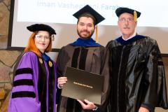 Spring 2019 ISE Graduation Ceremony - 043