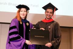 Spring 2019 ISE Graduation Ceremony - 065