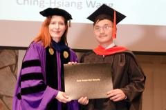 Spring 2019 ISE Graduation Ceremony - 080