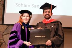 Spring 2019 ISE Graduation Ceremony - 088