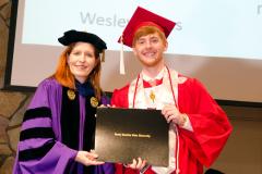Spring 2019 ISE Graduation Ceremony - 124