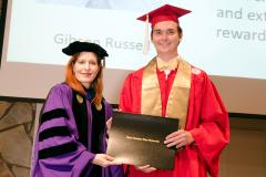 Spring 2019 ISE Graduation Ceremony - 136