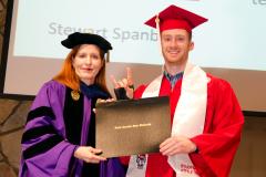 Spring 2019 ISE Graduation Ceremony - 142