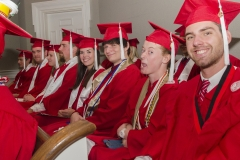Spring Graduation Ceremony 2017 - 005