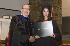 Spring Graduation Ceremony 2017 - 042