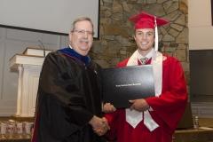 Spring Graduation Ceremony 2017 - 100